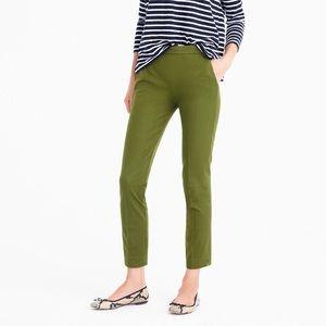 J Crew Martie Cropped Pants